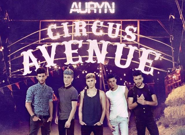 Auryn Circus Avenue portada