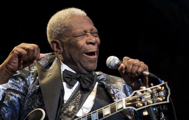B.B. King fallece a los 89 años, descansa en paz el rey del blues