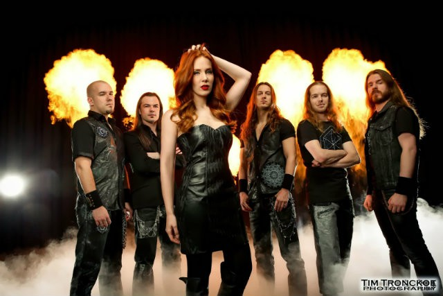 Epica Tim Tronckoe Photography