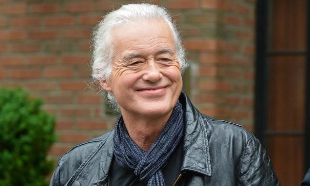 Jimmy Page pierde su demanda contra Robbie Williams
