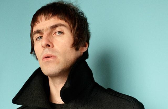 Liam Gallagher promo
