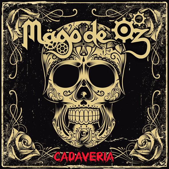Mägo de Oz Cadaveria single portada adelanto Ilussia