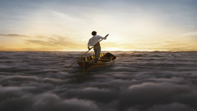 Pink Floyd The endless river portada
