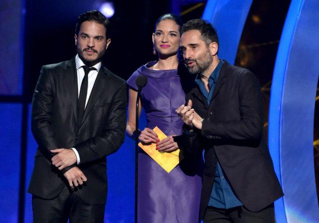 Jorge Drexler gala Grammy Latino 2014