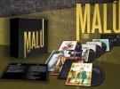 Malú lanza una caja recopilatoria con todos sus discos y directos