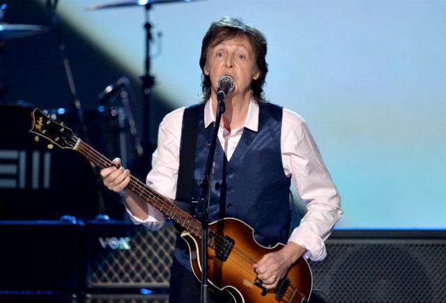 Paul McCartney directo