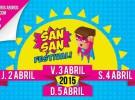 Second, Sidonie, Corizonas, La Habitación Roja o Arizona Baby al Sansan Festival