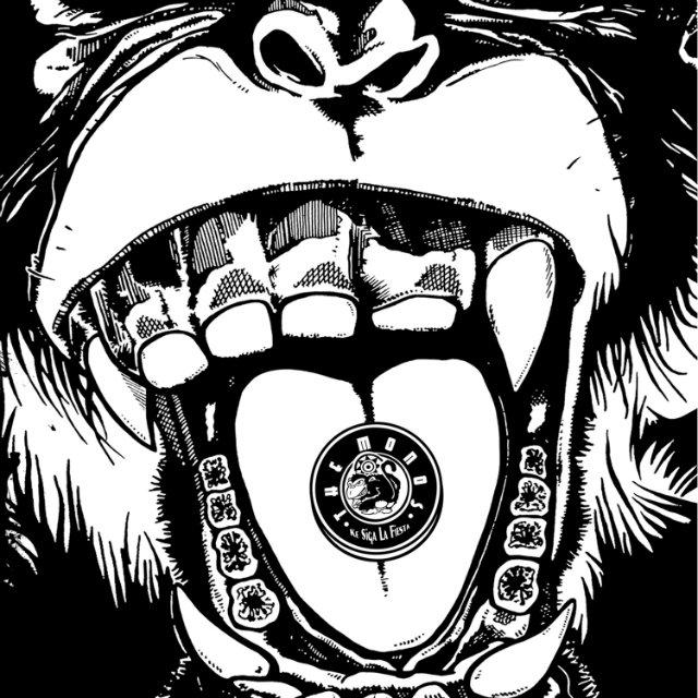 The Monos Ke siga la fiesta portada