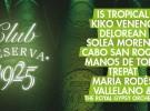 Club Reserva 1925, lo mejor de la música en gira por Andalucía