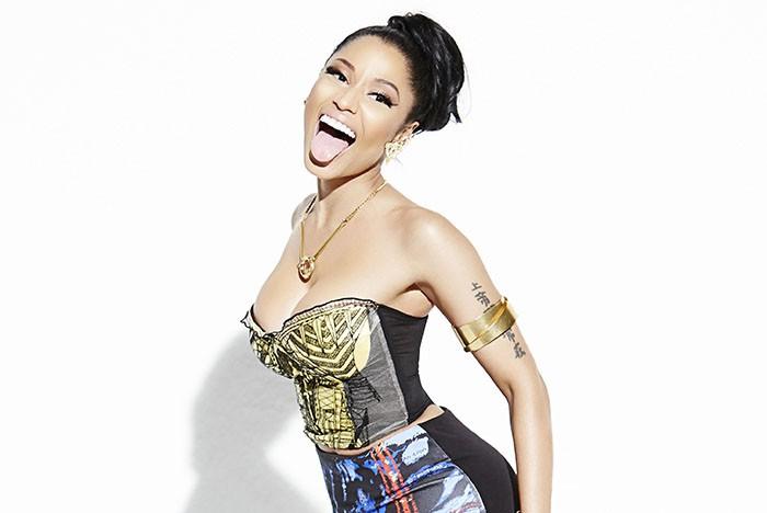 Nicki Minaj canta con Beyoncé, Ariana Grande o Chris Brown en su nuevo disco