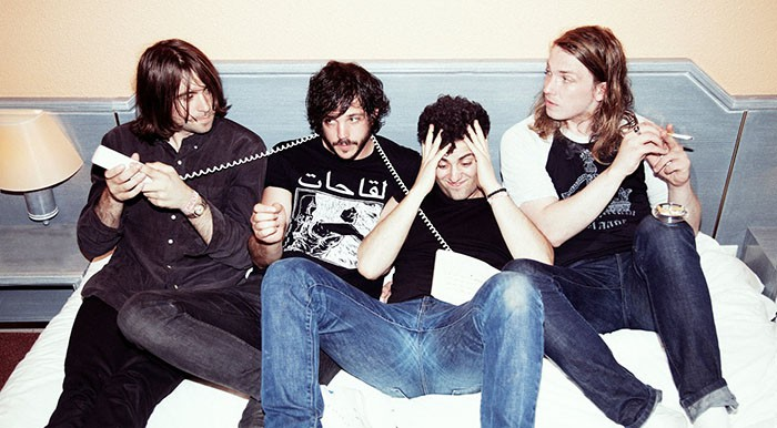 The Vaccines han escrito canciones para One Direction