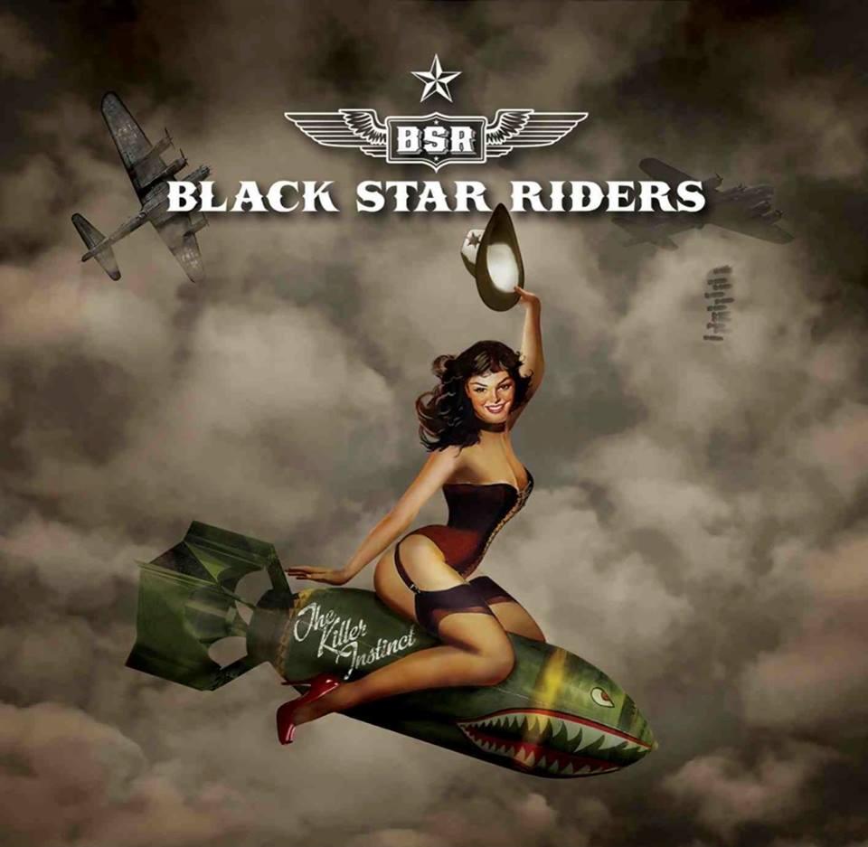 "Black Star Riders, todos los detalles sobre ""The Killer Instinct"""