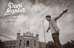 """Dani Martín, """"La cuerda floja"""" en otoño de 2015"""