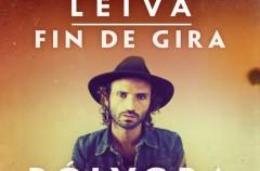 Leiva, el 4 de julio fin de gira en Madrid