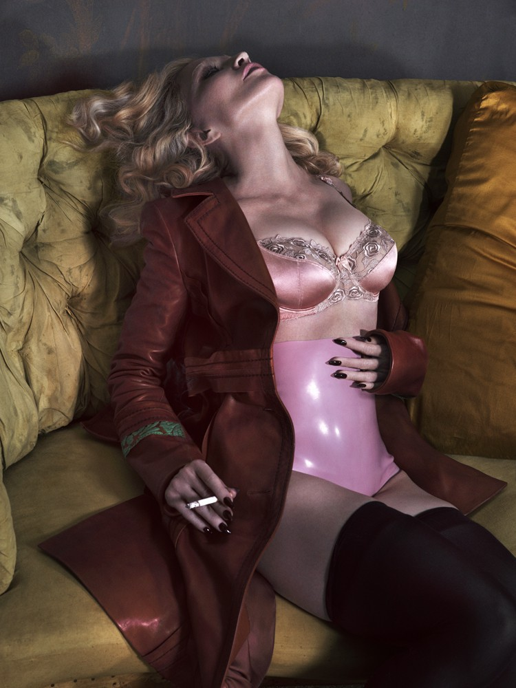 Madonna confirma estar trabajando en un nuevo disco