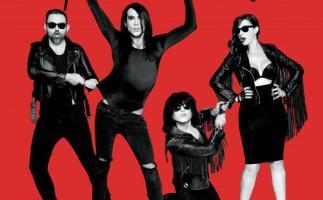 Nancys Rubias, nuevo single y gira en 2015