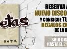 Porretas, preventa de su nuevo disco hasta el 24 de enero