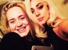 Lady Gaga podría colaborar en el nuevo disco de Adele y viceversa