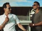 Marc Anthony y Romeo Santos desnudan a Irina Shayk en el vídeo de 'Yo también'