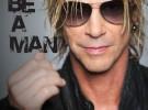 Duff editará su libro «How to be a man» en mayo