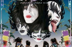 Kiss estrenan su vídeo con Momorio Clover Z