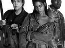 Rihanna, Kanye West y Paul McCartney juntos en «Fourfiveseconds»