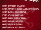 Loquillo y Nu Niles, Código Rocker de gira por España