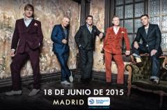 Spandau Ballet, gira por España en junio