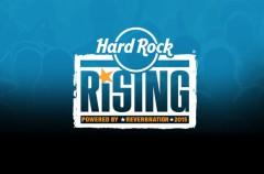 Hard Rock Rising, festival en Barcelona el 24 y el 25 de julio