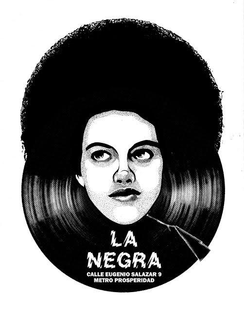 La Negra, nueva tienda de discos en Madrid