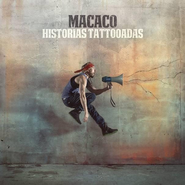 """Macaco edita """"Historias Tattoadas"""" el 24 de marzo"""