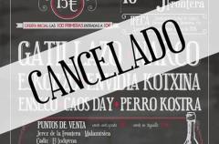 II Taban&co Festival, detalles sobre la cancelación del festival
