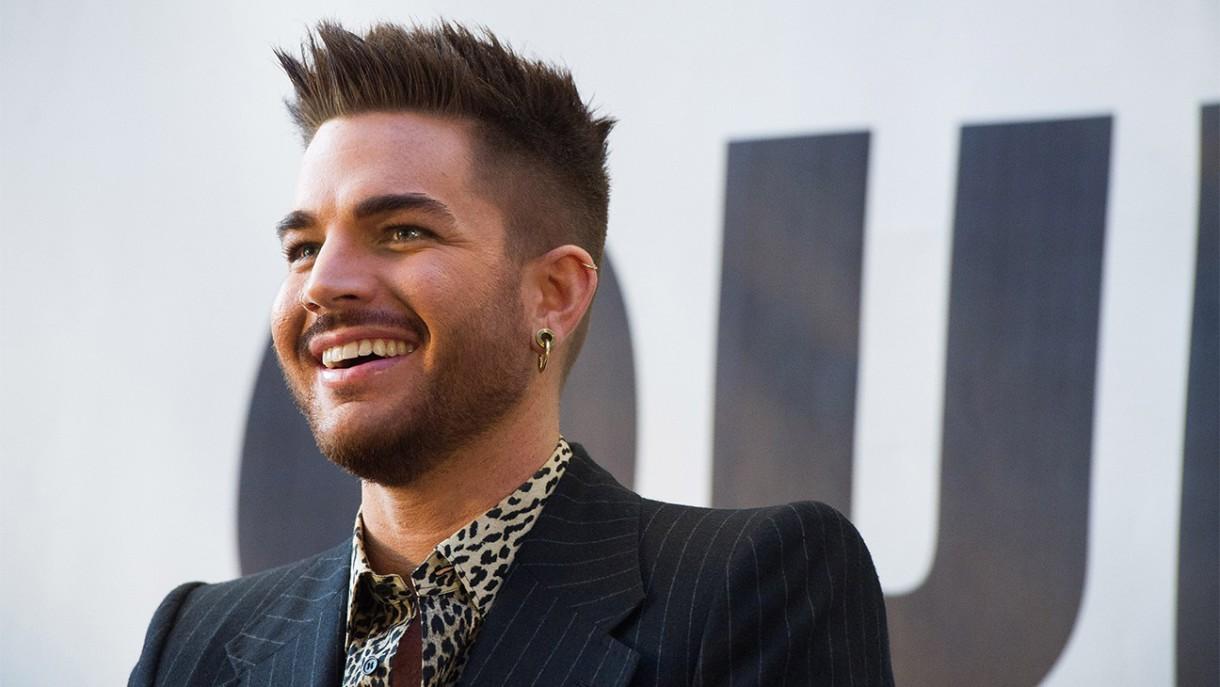 "Adam Lambert, detalles de su single ""Two fux"""