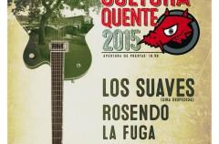 Festival Cultura Quente, el 20 de junio en Caldas de Reis