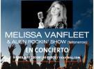 Melissa VanFleet, comienza su gira por España