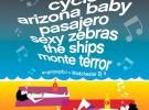 Pulpop Festival 2015, gratis el 4 de julio en Roquetas de Mar (Almería)