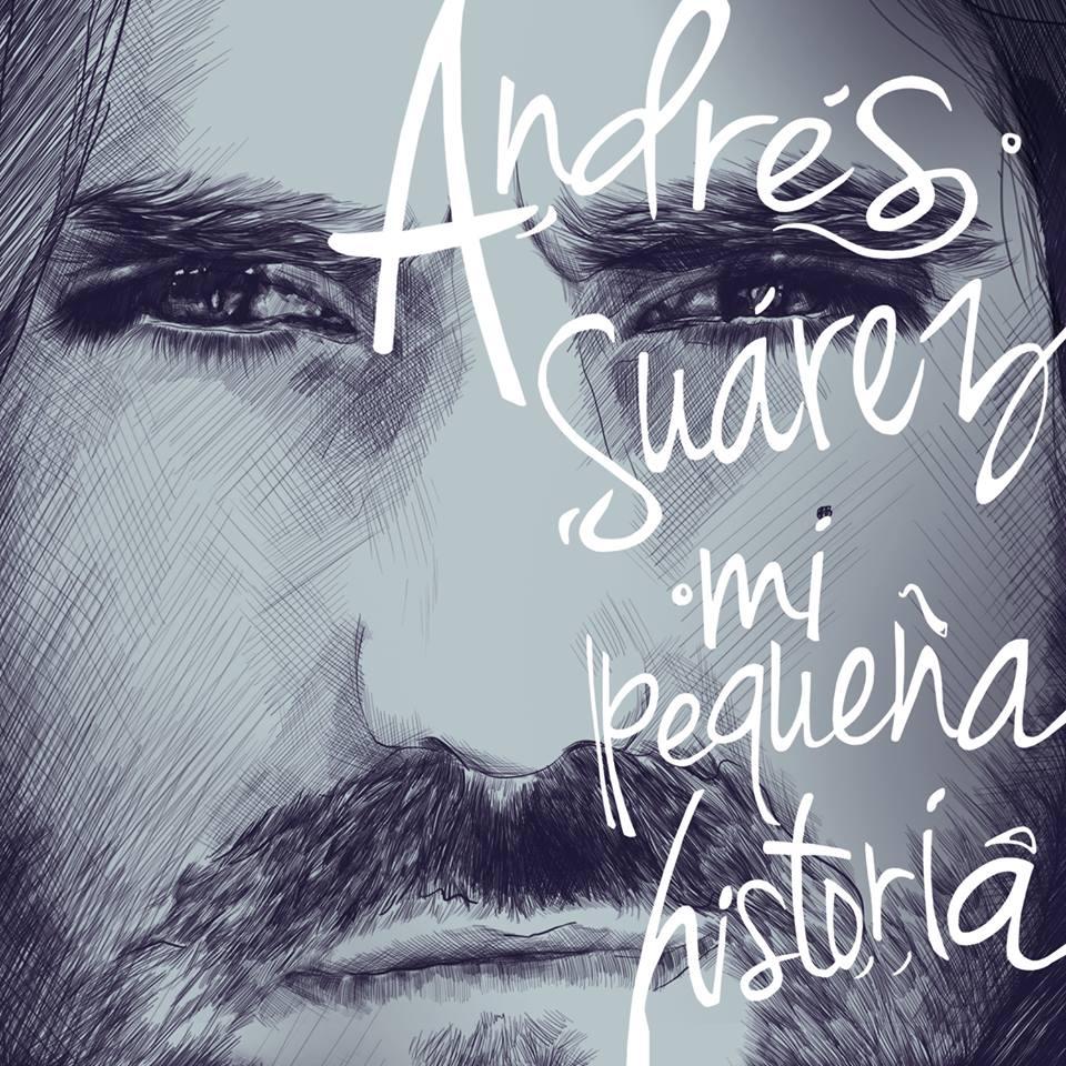 Andrés Suárez, conciertos sorpresa para los que reserven su disco