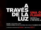 A través de la luz, ópera flamenca el 16 de junio en Madrid
