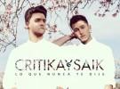 Crítika y Sáik estrenan el videoclip de «Fuimos tontos»