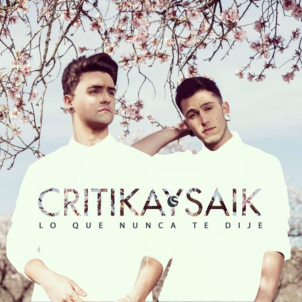 """Crítika y Sáik estrenan el videoclip de """"Fuimos tontos"""""""