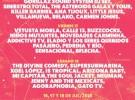 Festival Portamérica, cartel y detalles del evento
