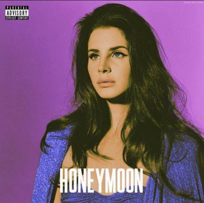 """Lana Del Rey podría editar """"Honeymoon"""" en septiembre"""