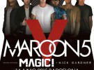 Maroon 5, agotadas las entradas para su concierto en Madrid
