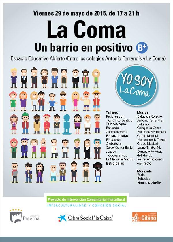 Nacidos de la Tierra, concierto el 29 de mayo en Paterna (Valencia)