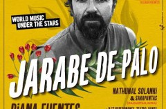 Jarabe de Palo encabezan el Ibiza Roots Festival 2015