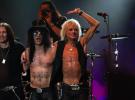 Slash y Michael Monroe, juntos sobre el escenario en Finlandia