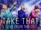 Take That en directo, en tu cine más cercano el 19 de junio