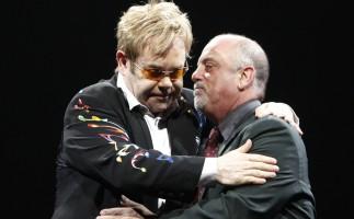 Billy Joel reconoce haber hecho las paces con Elton John