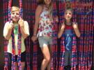 Britney Spears repite la portada de Oops! con sus hijos