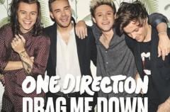 """One Direction, disfruta de su nuevo single """"Drag me down"""""""